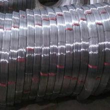 Hot Dipped galvanizado fio de aço oval