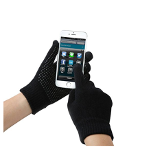 Touch Screen Winter Cycling Electrical Shock Gloves