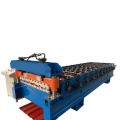 Metal Trapezoidal Type IBR Roof Roll Forming Machine