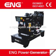 Generador diesel de 20kva de tipo abierto / silencioso con precio competitivo