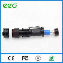 Wholesale flashlight 5W 300 lumen mini flat led flashlight