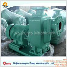 Horizontal Self Priming Skid Mounted Waste Water Pump