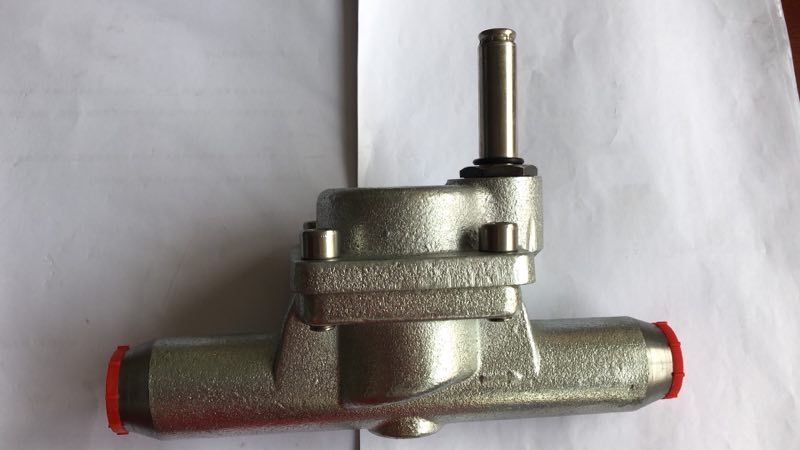 Different angles of 1-1/2 in'' butt weld electromagnetic Valves