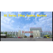 Shandong China Coal Group Automatische lineare BG32P / BG60P Fabrik Preisschale Füll- und Verschließmaschine