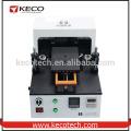 Semi automático LCD de pantalla táctil de cristal de la máquina separada, teléfono lcd separar la máquina