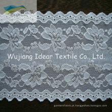 Casamento vestido laço tecido