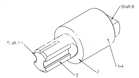 Damper For Toilet Seat