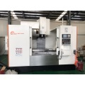 vertical machine center for moulds