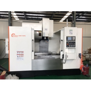 OEM manufacturer custom for Machining Center CNC Machine Center VMC1060L supply to Reunion Factory