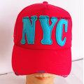 Mode-Flecken-gestickte Kappen-Sport-Kappen-Baseballmütze-Fernlastfahrer-Hüte