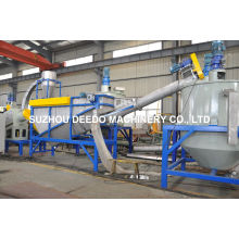 Waste Plastic Pet Bottle Recycling Machine