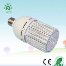 360 grados con un ventilador de enfriamiento interno 2000 lumen 100-240v 12v 24v dc 20w luces del jardín 18w 24 voltios e27