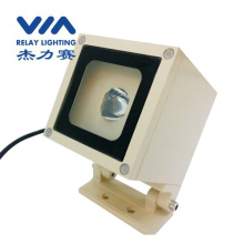 10w outdoor square square led spot light