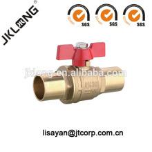 J2046 Welding brass ball valve