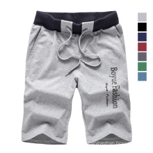 Factory Made Men′s Casual Cotton Shorts