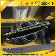 Aluminum Extrusion Profile for Heat Sink Aluminum Profile Sunflower Profile