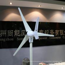 Equipamento de energia do vento (MINI5 400W)