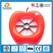 Coupeur de pommes en acier inoxydable Coupeur de pommes Coupeur de pommes en fruit