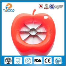 Cortador de maçã em aço inoxidável cortador de maçã cortador de frutas