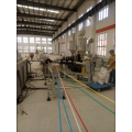 HDPE Micro Duct Bundle Hose/Pipe Extrusion Line