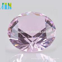 Top-Qualität klar Diamant 60mmDiamond Schmuck für indische Hochzeitsgeschenke für Gäste