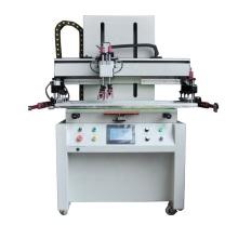 Semi-automatic flat screen printing