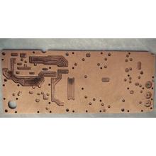 CNC Bearbeitungsteile UPS Zubehör Messing Basisplatte