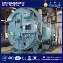 Chaudière au charbon en Chine Chaudière industrielle à haute capacité
