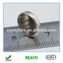 9.5x2.5mm круглый значок типа магнитов для namecard