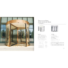 AUTOMATIC REVOLVING DOOR 3 WINGS
