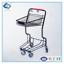 Supermarkt Hand Push Basket Trolley Karren