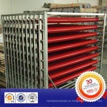 Rolo Jumbo de fita adesiva de alta qualidade para isolamento elétrico de PVC colorido