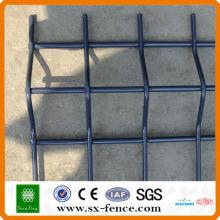 Recinzione a rete metallica saldata con rivestimento a polvere 3D