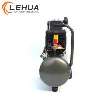 Lehua 25l 2hp compresor de aire de pistón eléctrico 8bar