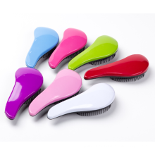 Peine plástico colorido de la barba del OEM de la venta caliente de Amazon