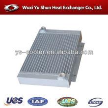 aluminum air to air heat exchanger