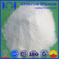 Produit de traitement de l'eau usée à haute efficacité nommé nommément dioxyde de chlore provenant du fournisseur chinois