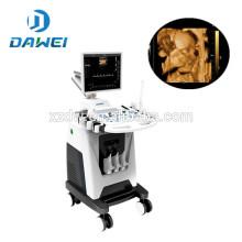 DW-C80 4D Ultraschall-Farbdoppler und ökonomischer Doppler-Ultraschall