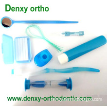 Denxy Manufacturer Orthodontic Oral Care Kit with FDA Approved