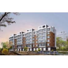Casa de Aço Leve para Edifícios Residenciais e Apartamentos