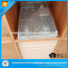 La fundición de fundición a presión de aluminio personalizada del fabricante tiene buen precio