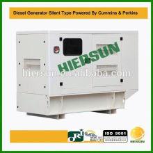 Powered by Cummins 50kw quiet diesel generator