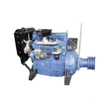 Motor diesel con polea K4100P 30kw/41hp