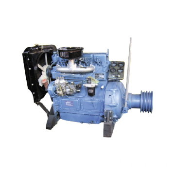 Diesel Engine With Pulley K4100P 30kw/41hp