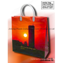 Shopping Carrier Bag with Handle
