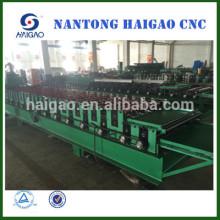 Rouleau d'acier de couleur de la double couche CNC formant la machine / rouleau galvanisé de feuille de toiture formant la machine