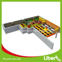 Norja Indoor Trampoline Park for Kids
