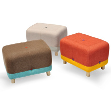 Home Design Furniture Fabrice Sofa Seat Stool