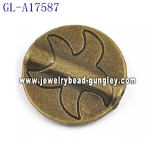 High quality Zinc Alloy beads