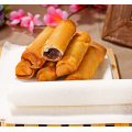 Envoltório congelado chinês do rolo de mola da rede do alimento / rolo de mola congelado